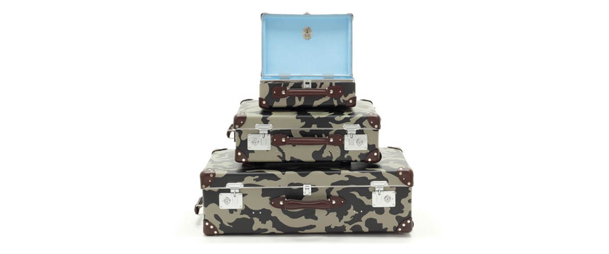 Globe-Trotter Luggage - Spitfire 80th Anniversary Limited Edition