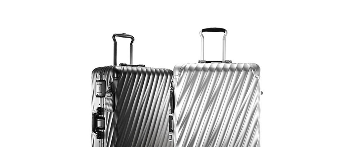 Tumi Luggage Gets A Twist!